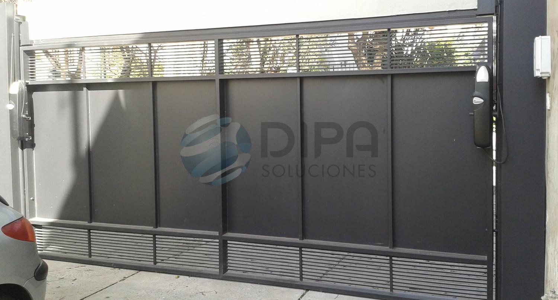 dipa soluciones puertas portones y rejas