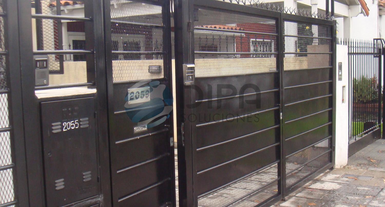 Portones y puertas related keywords portones y puertas - Fotos de puertas de hierro ...